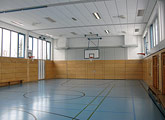 Turnhalle in der Grundschule Ruderting