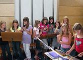 Musikveranstaltungen in der Turnhalle