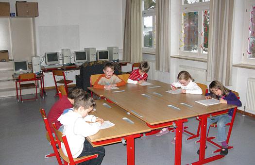 Hausaufgabenbetreuung in der Grundschule Ruderting