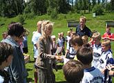 Partnerschaft mit der Schule in Tschechien